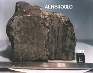 life-meteorite