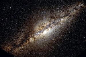 Milky Way Photo  by Sergei Brunier