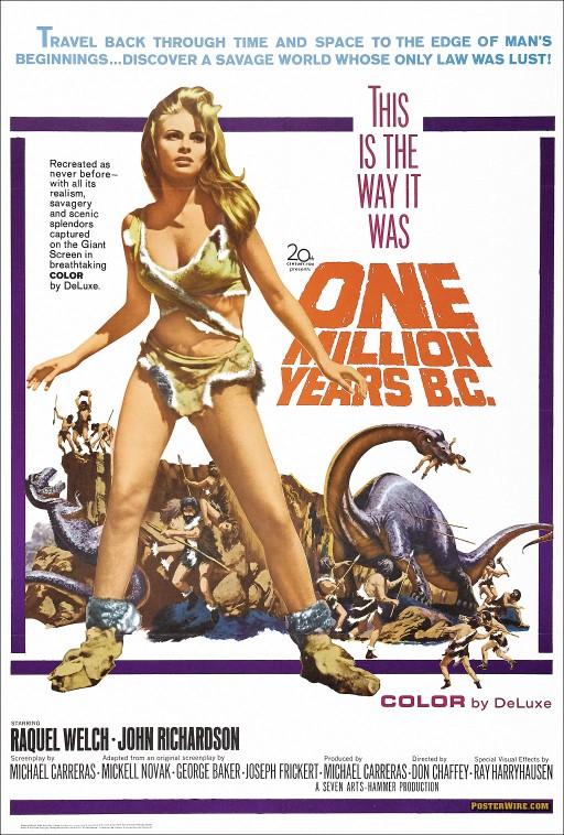 1 million bc poster