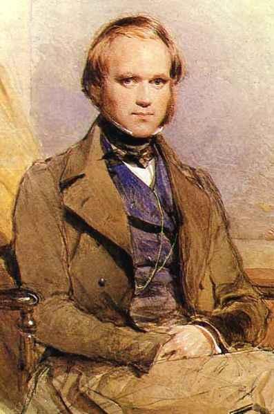 charles darwin by george_raymond 1830s