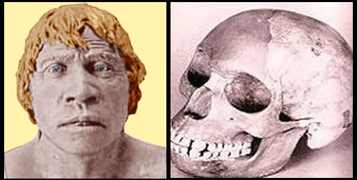 The hoax Piltdown Man