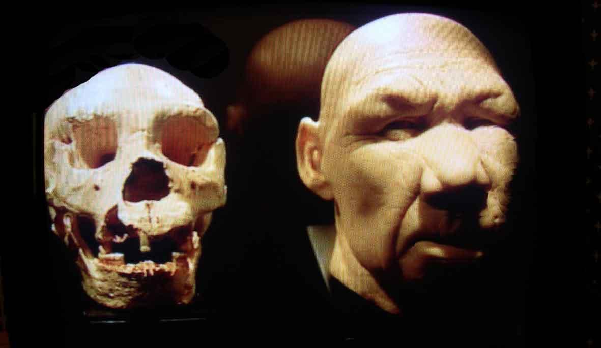 Homo erectus 1995 by joe damato - 3 part 1