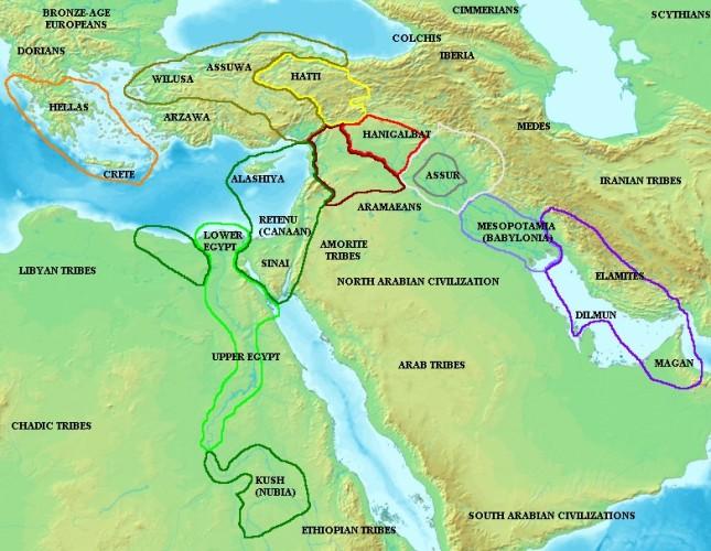 1550-1292 BC