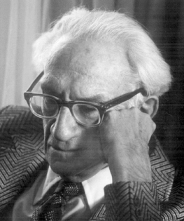Immanuel Velikovsky Photo