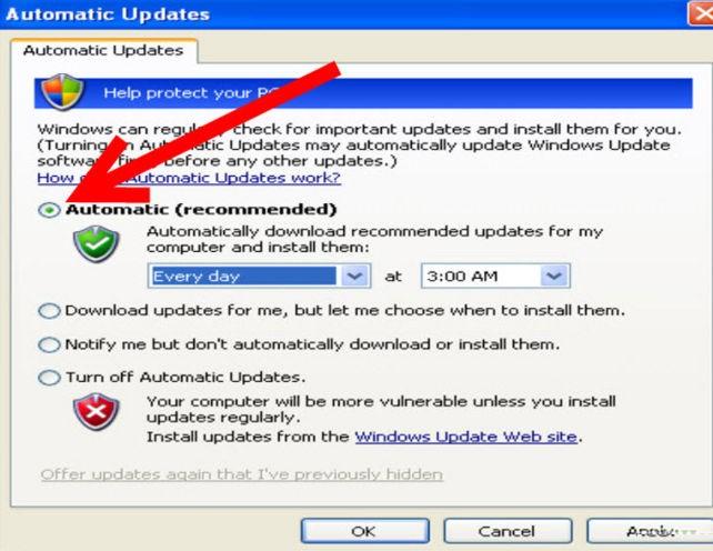 Updates-in-Windows